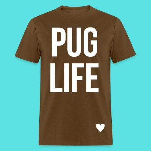 PUG LIFE#1  - Men's T-Shirt