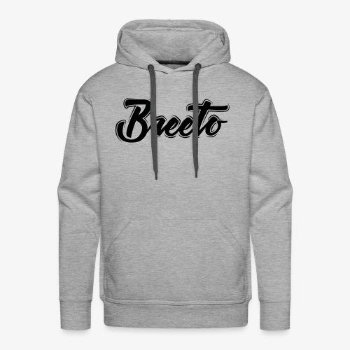 Breeto V2 Hoodie - Men's Premium Hoodie