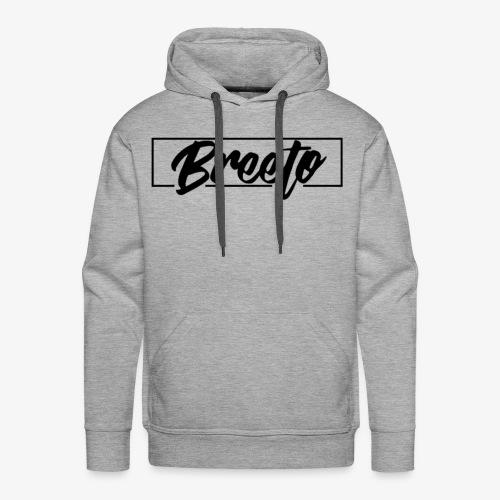 Breeto V3 Hoodie - Men's Premium Hoodie
