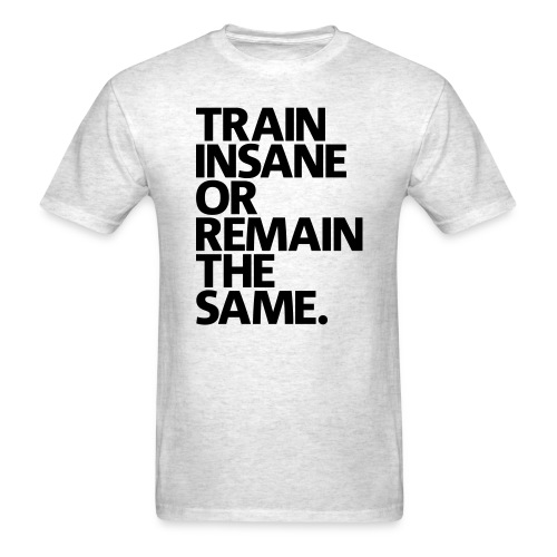 Train - Men's T-Shirt
