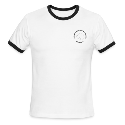 MEN'S RINGER WINTER 2012 T - Men's Ringer T-Shirt