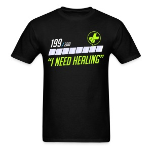 Men's I Need Healing - Men's T-Shirt