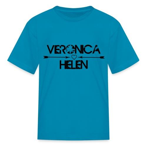 VeronicaHelen - Kid's Shirt - Kids' T-Shirt