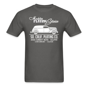 Socal Plating Truck Front & Rear for Dark Shirts - Men's T-Shirt