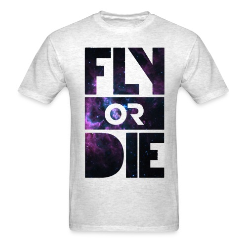 fly or die - Men's T-Shirt