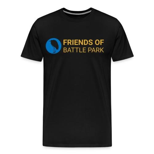 Friends of Battle Park (Main) - Men's Premium T-Shirt