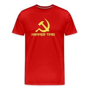 Hammer Time! - Men's Premium T-Shirt