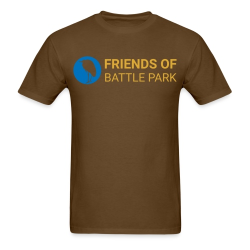Friends of Battle Park - Men's T-Shirt