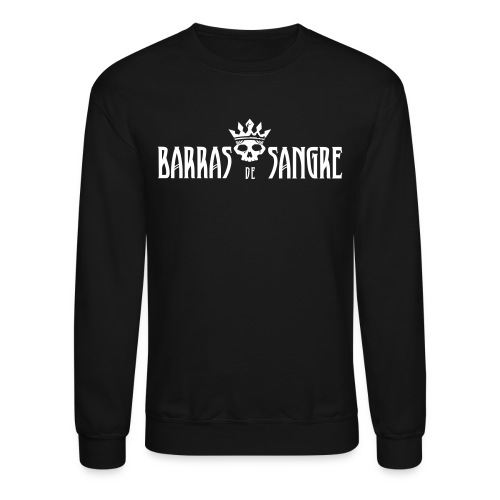 Barras De Sangre Crew Neck - Crewneck Sweatshirt