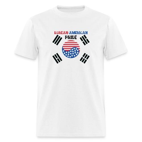 Korean-American Pride  - Men's T-Shirt