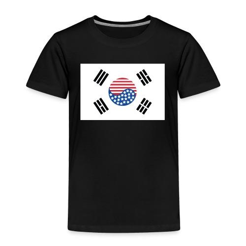 Korean American Pride / Heritage - Toddler Premium T-Shirt