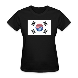 Korean American Pride / Heritage - Women's T-Shirt