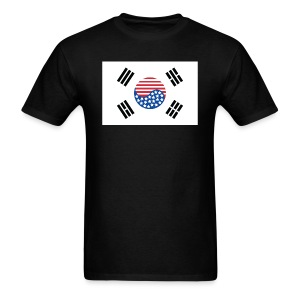 Korean American Pride / Heritage - Men's T-Shirt