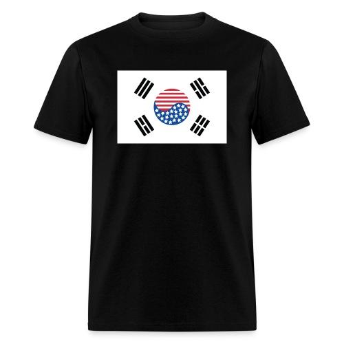 Korean American Pride / Heritage - Men's T-Shirt