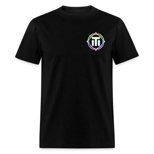 Rainbow Logo Shirt - Men's T-Shirt