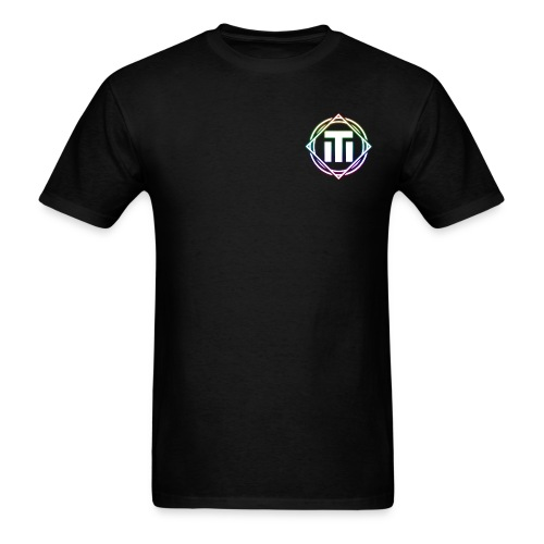 Rainbow Logo Shirt - Men's T-Shirt
