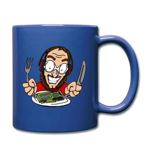 Left Handed Mug - Full Color Mug