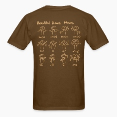 beautiful_dance_moves T-Shirts