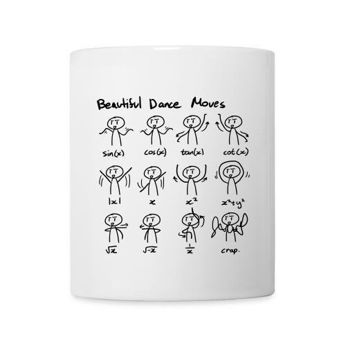 Maths humor, Maths curves, Beautiful dance moves - Coffee/Tea Mug