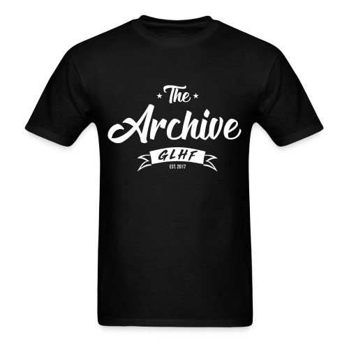 The Archive Classic - Graphic Tee - Men's T-Shirt