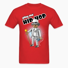 Play more Hip-Hop T-Shirts