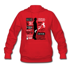 Sam quotes [DESIGN BY AVIA] - Women's Hoodie