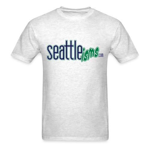 Seattleisms - Men's T-Shirt