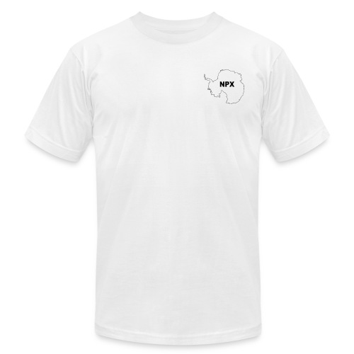 MEN'S NPX WINTER OVER T - Men's Fine Jersey T-Shirt