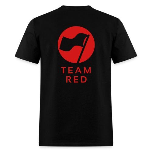 Men's Team Red Pro Shirt - Men's T-Shirt