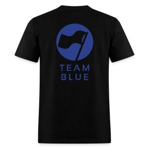 Men's Team Blue Pro Shirt - Men's T-Shirt