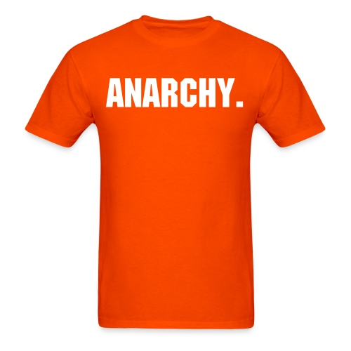 Anarchy Tee - Men's T-Shirt