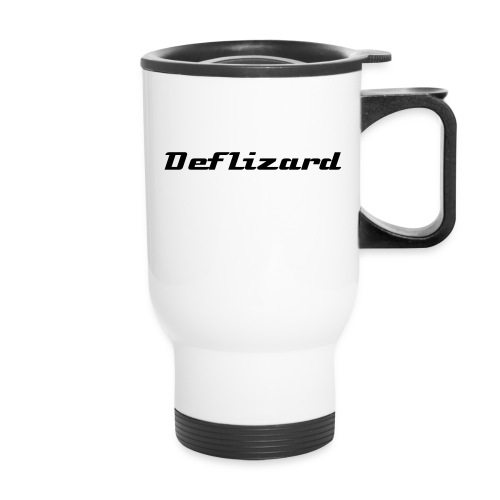 Def Lizard Travel Mug - Travel Mug