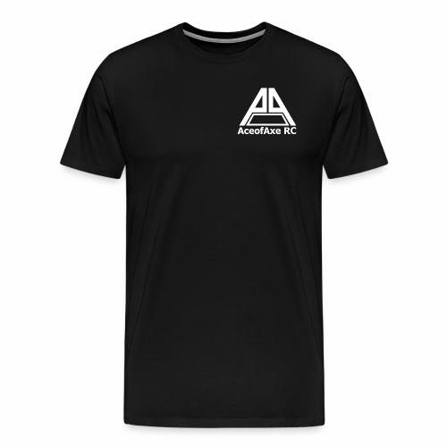 AoA origin White - Men's Premium T-Shirt
