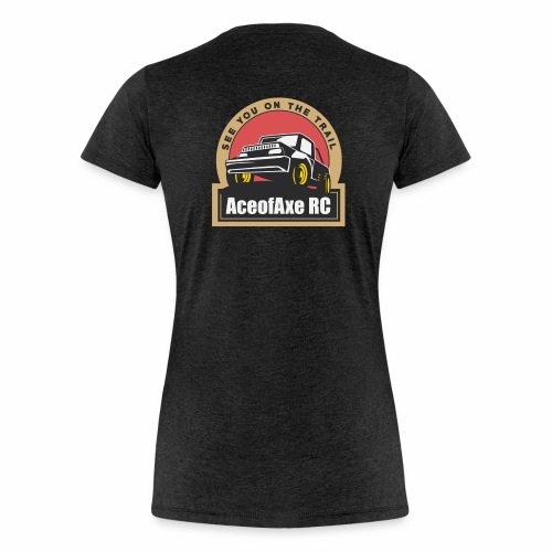 AoA Women's Trail - Women's Premium T-Shirt