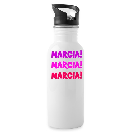 marcia marcia marcia water bottle - Water Bottle