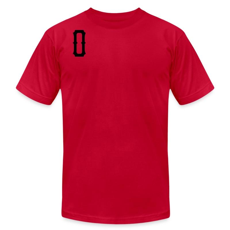 newotrglogo08 - Men's Fine Jersey T-Shirt