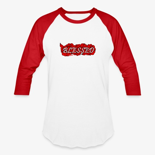 Blessed Drowzy Baseball T-Shirt - Baseball T-Shirt
