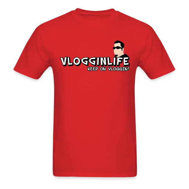 Vlogginlife t-Shirt