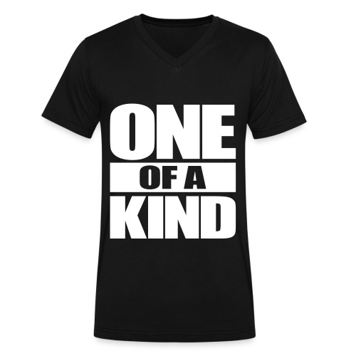 G-Dragon - One of a Kind Vector - Men's V-Neck T-Shirt by Canvas