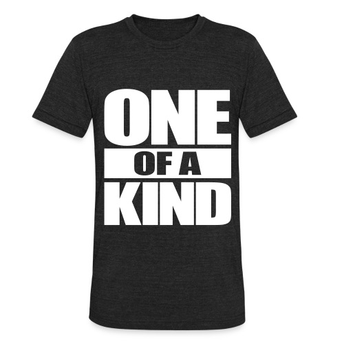 G-Dragon - One of a Kind Vector - Unisex Tri-Blend T-Shirt