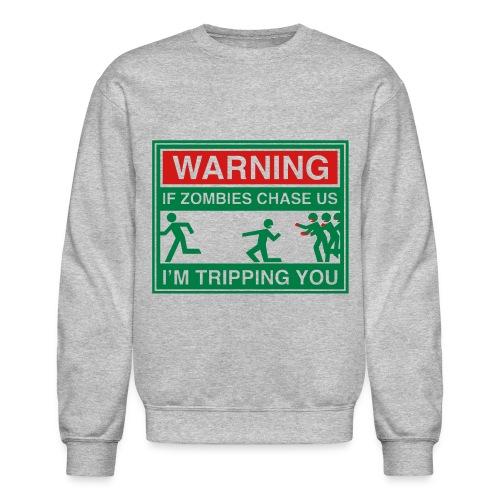 Zombie Attack - Crewneck Sweatshirt