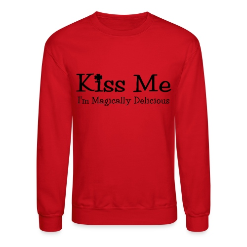 valentine shirt - Crewneck Sweatshirt