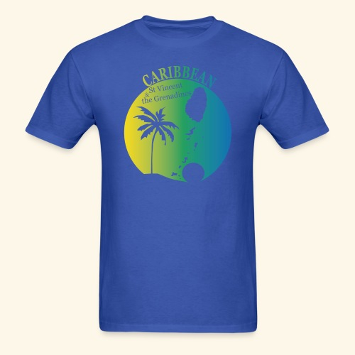 St Vincent & the Grenadines - Men's T-Shirt