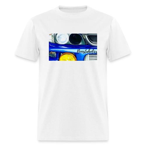 Boostaholics GC8 maiden voyage  - Men's T-Shirt