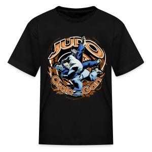 Judo Osoto Gari Kids T-shirt - Kids' T-Shirt