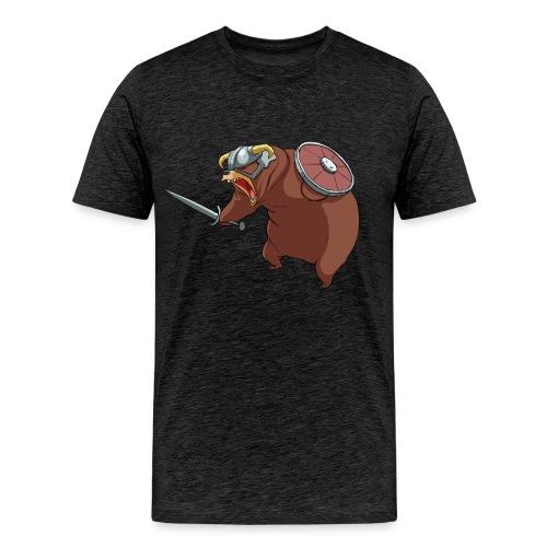 Dovahbear Roar - Men's Premium T-Shirt