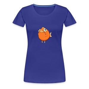 Blarb Fish (W) - Women's Premium T-Shirt