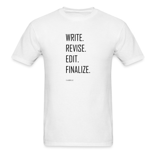 The process (white) - Men's T-Shirt