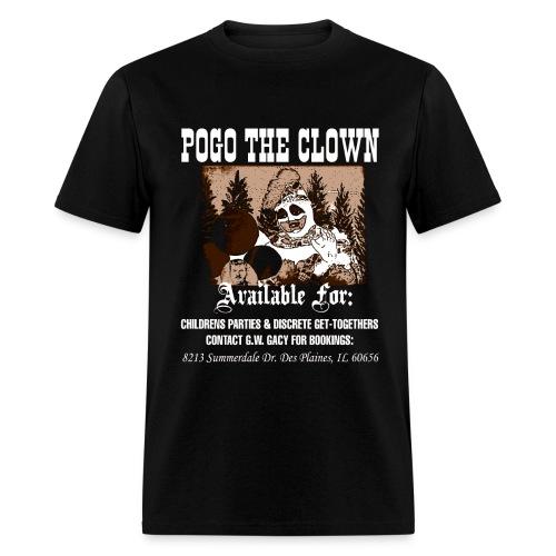 Pogo The Clown Shirt - Men's T-Shirt
