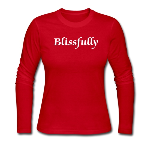 Blissfully Long Sleeve Shirt - Women's Long Sleeve Jersey T-Shirt